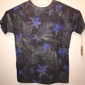 Urban Pipeline All Over Tropical Graphic Tee